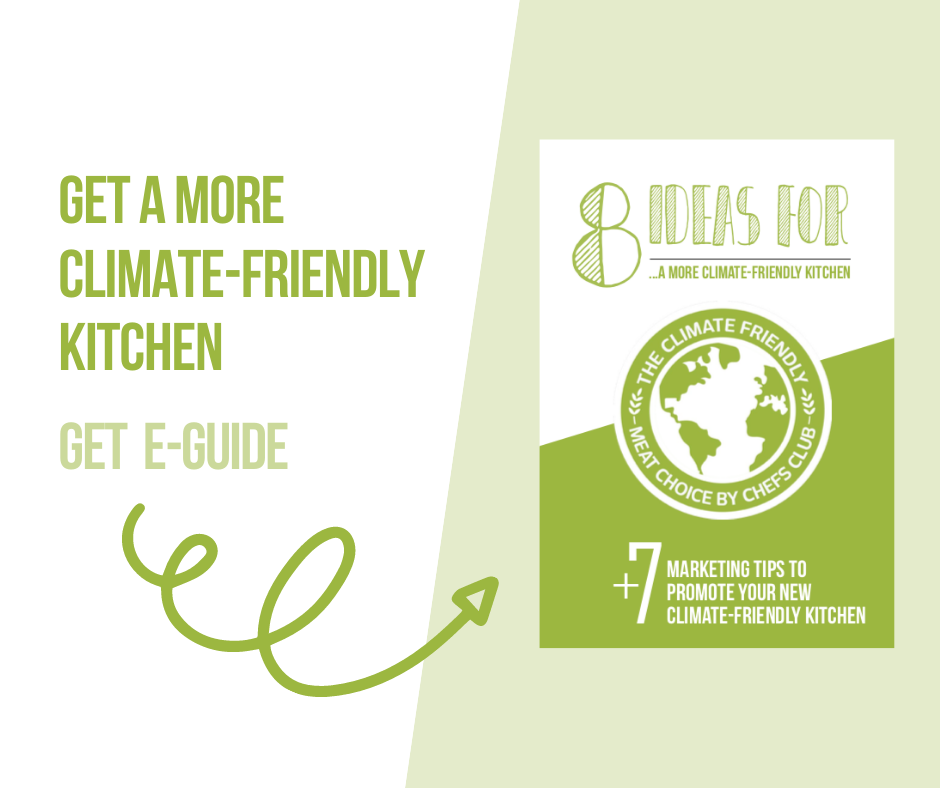 8 IDEAS FOR A MORE CLIMATE-FRIENDLY KITCHEN - EURO POULTRY picture