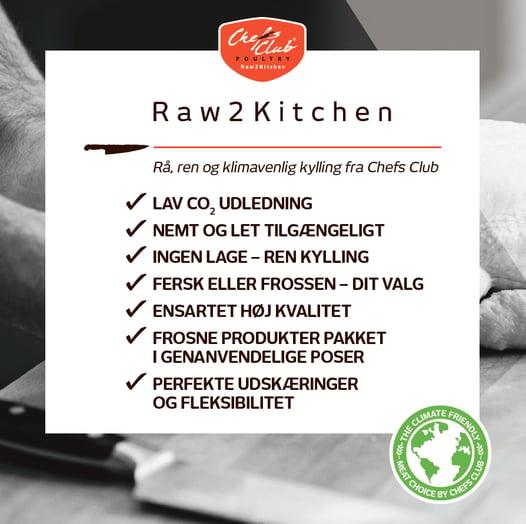 DK Raw2kitchen Chefs Club