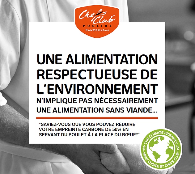 FR Chefs Club Climate friendly meat choice