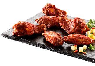 Grillede Smoky BBQ wings_cropped