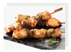 Kyllingespyd med løg og peberfrugt Top Table