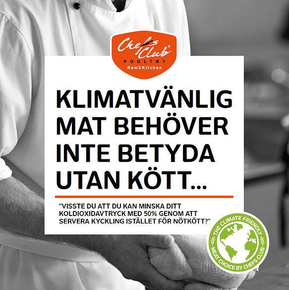 SE Chefs Club Climate friendly meat choice