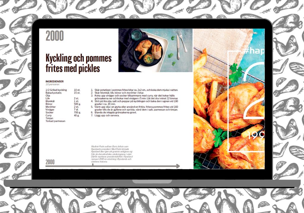SE Euro Poultry e-bog 20 opskrifter med fjerkræ jubilæum 1999-2019 22